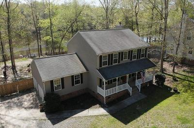 Single Family Home For Sale: 7911 Founders Mill Way