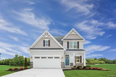 Mechanicsville Single Family Home For Sale: 9305 Willies Way Trail