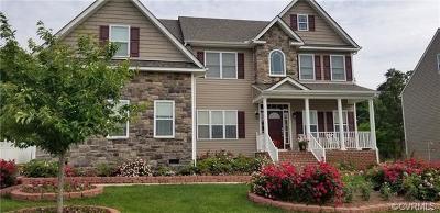 Single Family Home For Sale: 8407 Tatterton Trail