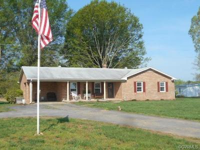 Single Family Home For Sale: 2259 Morris Creek Road