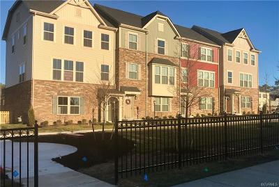 Chesterfield Condo/Townhouse For Sale: 6304 Gossamer Alley #2C