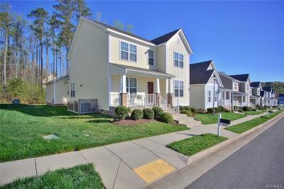 Midlothian Single Family Home For Sale: 424 Diamond Creek Drive