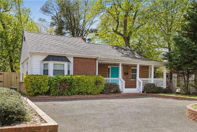 Single Family Home For Sale: 6207 Patterson Avenue