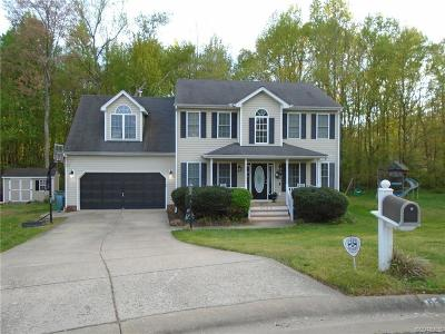 Henrico Single Family Home For Sale: 6709 Southbury Court