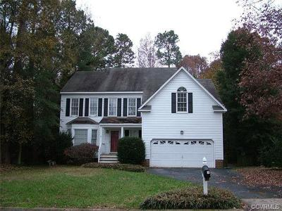 Hanover Single Family Home For Sale: 9423 Dogwood Garth Lane