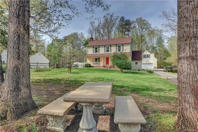 Chesterfield Single Family Home For Sale: 12520 Deerbrook Road
