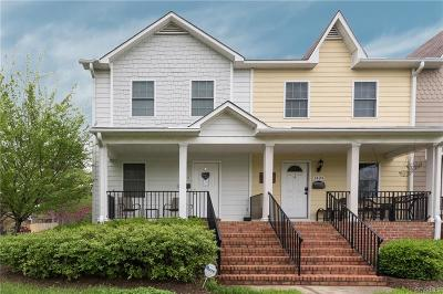 Richmond Condo/Townhouse For Sale: 1400 N 33rd Street