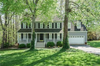 Midlothian Single Family Home For Sale: 5703 Grove Forest Road