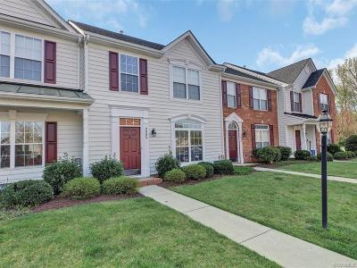 Henrico Condo/Townhouse For Sale: 3005 Willow Pine Court