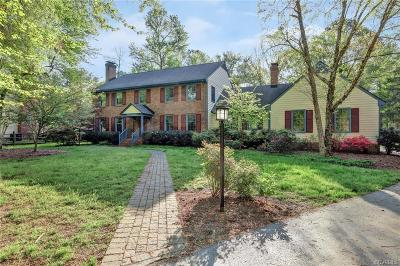 Henrico Single Family Home For Sale: 1701 Locust Hill Road