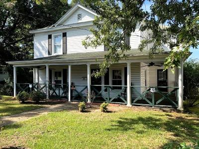 Nottoway County Single Family Home For Sale: 305 High Street