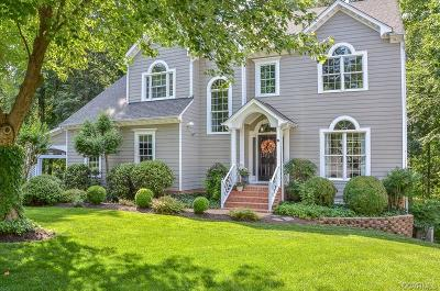 Mechanicsville Single Family Home For Sale: 10195 Durhams Ferry Place