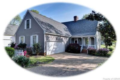 Williamsburg Single Family Home For Sale: 104 Worksop