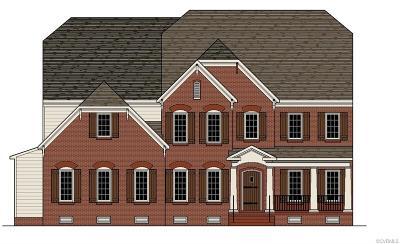 Henrico County Single Family Home For Sale: 6305 Ellington Woods Drive