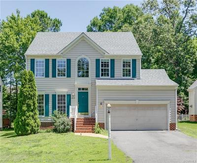 Henrico Single Family Home For Sale: 12004 Courtyard Glen Place