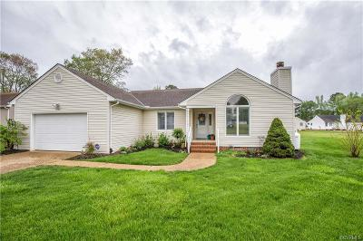 Hopewell Single Family Home For Sale: 3104 W Grant Street