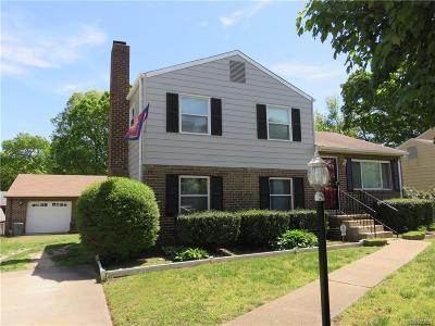 Henrico Single Family Home For Sale: 311 Hodder Lane