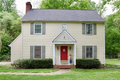 Henrico Single Family Home For Sale: 1910 Shady Branch Trail