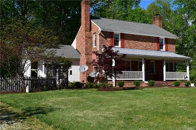 King William Single Family Home For Sale: 30 Lancaster Road