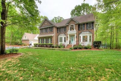 Goochland Single Family Home For Sale: 2434 Saddlebrook Drive