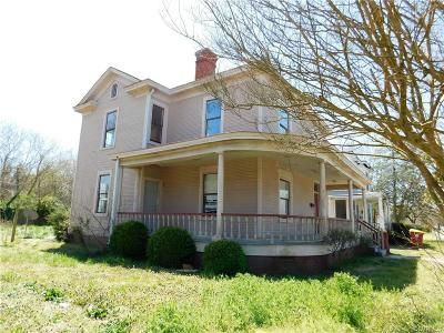 Petersburg Single Family Home For Sale: 904 W High Street