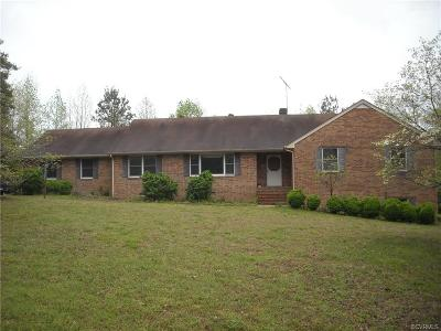 Single Family Home Pending: 14207 Fairwood Road