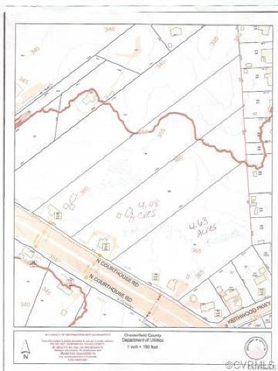 Commercial For Sale: 125 N Courthouse Road