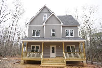 Goochland County Single Family Home For Sale: 3160 Three Chopt Road