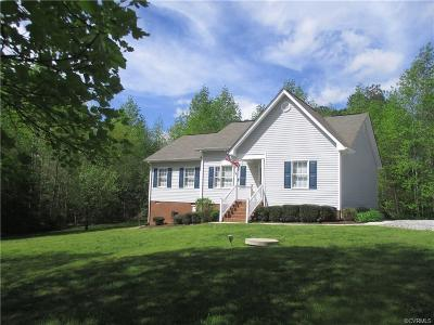 Single Family Home Pending: 4112 Newville Road