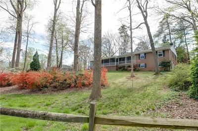 Richmond Single Family Home For Sale: 3280 Sherbrook Road