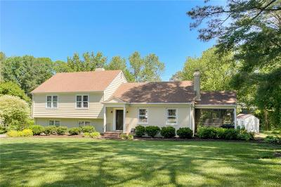 Henrico Single Family Home For Sale: 8804 Bellefonte Road