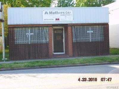 Richmond Commercial For Sale: 3004 Hull Street