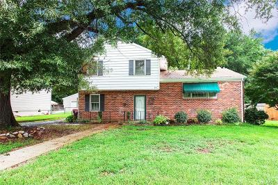 Colonial Heights Single Family Home For Sale: 712 Compton Road