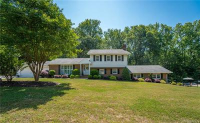 Hanover Single Family Home For Sale: 8359 Cadys Mill Road