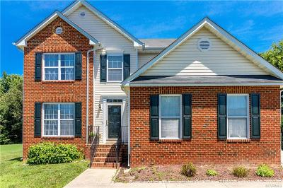 Henrico Single Family Home For Sale: 6109 Oakland Trace Court