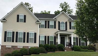 Henrico Single Family Home For Sale: 3500 Hunton Ridge Drive