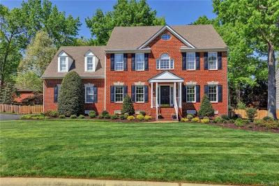 Glen Allen Single Family Home For Sale: 5624 Belstead Lane
