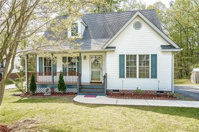 Hopewell Single Family Home For Sale: 5517 Mulberry Drive