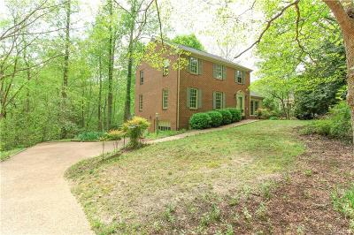 Williamsburg Single Family Home For Sale: 109 Alexander Place