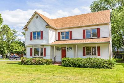 Henrico Single Family Home For Sale: 2101 Valentine Road