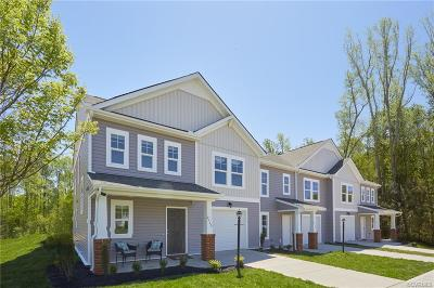 Henrico Condo/Townhouse For Sale: 3402 New Pasture Court #I43