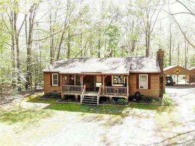 Chesterfield Single Family Home For Sale: 12001 Goldenbrook Drive