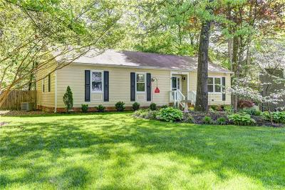 Midlothian Single Family Home For Sale: 7111 Branched Antler Court