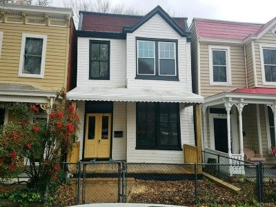 Richmond Single Family Home For Sale: 607 S Laurel Street