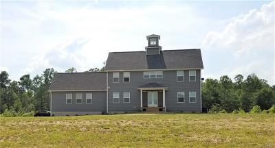 Goochland County Single Family Home For Sale: 4366 Payne Road