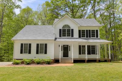 Powhatan Single Family Home For Sale: 1735 Norwood Creek Way