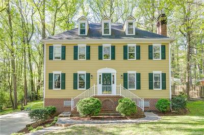 Richmond Single Family Home For Sale: 10321 Apache Road