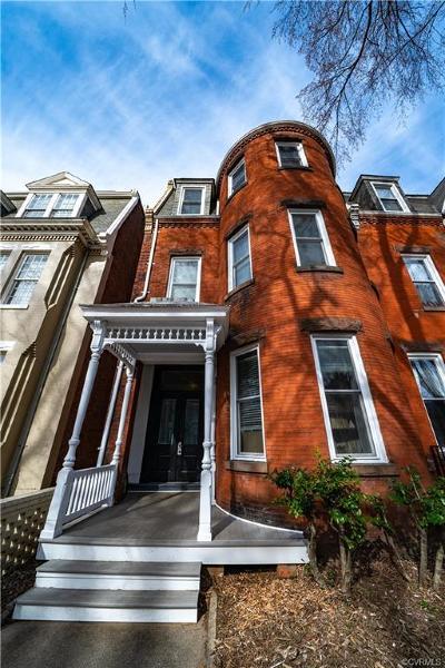 Richmond VA Single Family Home For Sale: $939,950