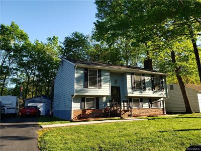 Single Family Home For Sale: 6201 Leopold Circle