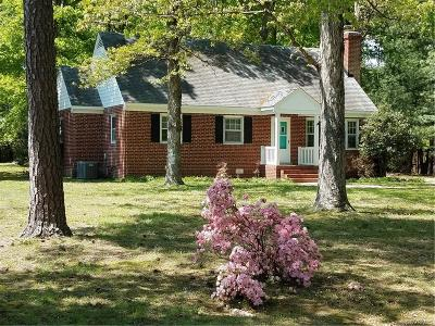 Richmond Single Family Home For Sale: 2904 Westgate Drive